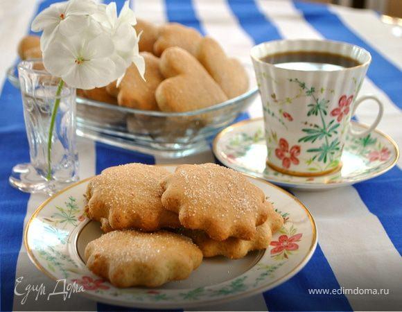 Печенье бананово-медовое