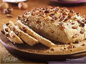 Чиабатта с грецким орехом