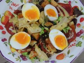 Армянский завтрак с французской заправкой