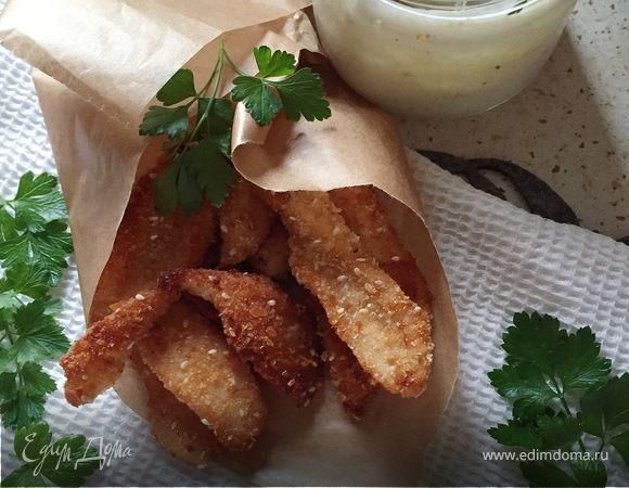 Куриные чипсы