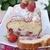 Йогуртовый кекс с клубникой