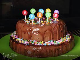 Торт муссовый «Авантюра»