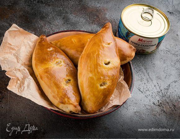 Пирожки с тунцом