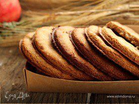 Хлебные лепешки с горчичным маслом