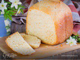 Цельнозерновой хлеб на кефире с желтками