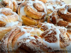 Воскресные булочки а ля «Синнабон»