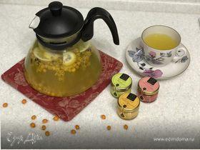 Облепиховый чай «Здоровье»
