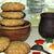 Овсяное печенье с кокосовой стружкой и медом