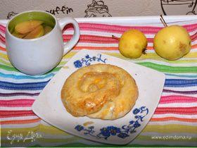 Вертута с тыквой и яблоком
