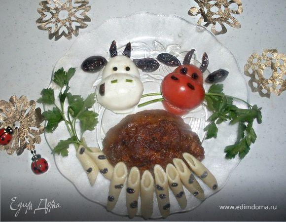 Котлеты из индейки с черносливом «Есенинские»