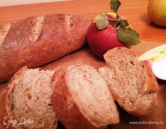 Яблочные батоны с медом