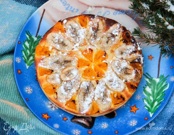 Пирог «Зимнее наслаждение»