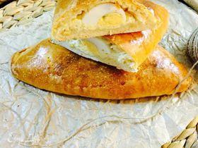 Гурийский пирожок (გურული ღვეზელი)