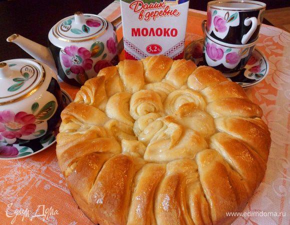 Пирог сдобный «К празднику»