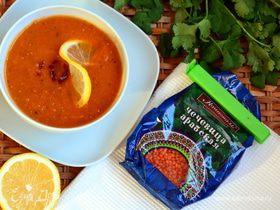 Турецкий чечевичный суп