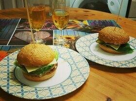 Домашние бургеры