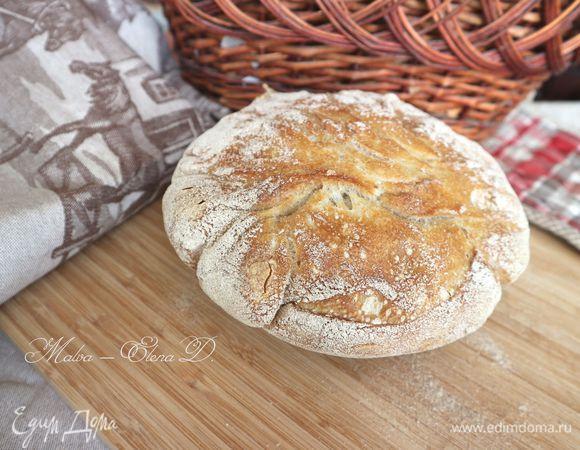 Хлеб в казане