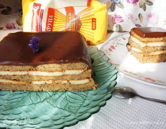 Манный десерт «Карамелька»