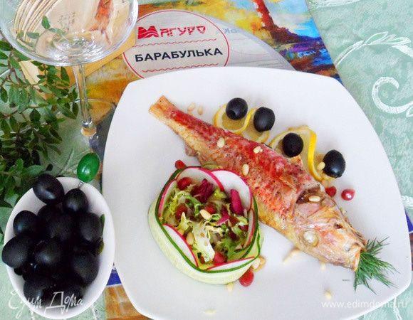 Барабулька по-русски