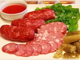 Колбаса рубленая