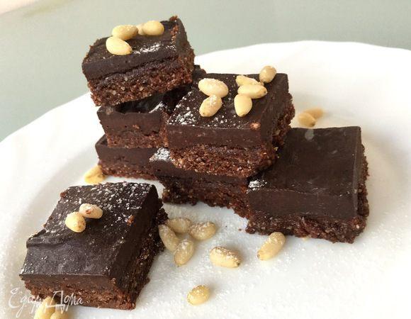 Полезные шоколадные конфеты