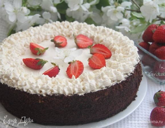 Шоколадный торт «Гиннесс»