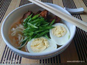 Японский суп «Рамэн»