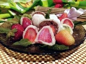 Японские пирожные «Моти»