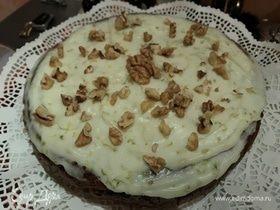 Домашний пирог с орешками по семейному рецепту