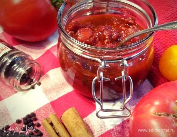 мармелад из помидоров рецепт с фото