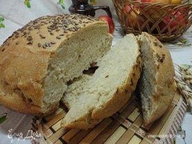 Гречневый хлеб на пиве