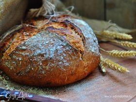 Картофельный хлеб на квасе (закваска)