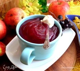 Кисель «Осенний виноград»