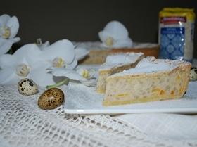 Pastiera (пасхальный итальянский пирог)