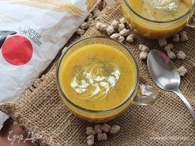 Пряный овощной суп-пюре