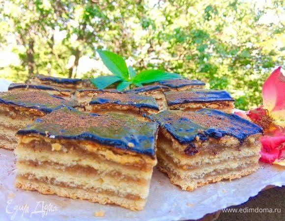 Венгерский пирог «Жербо»