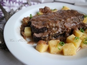 «Стракотто», или Томленая говядина по-итальянски