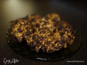 Печенье «Фитнес» с семечками и отрубями