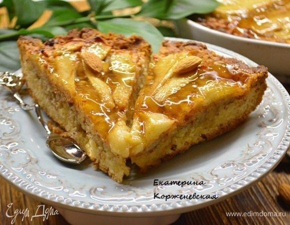 Магрибский грушевый пирог