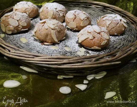 Миндальное печенье «Мандорлини»