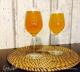 Напиток из пива и лимонада Radler