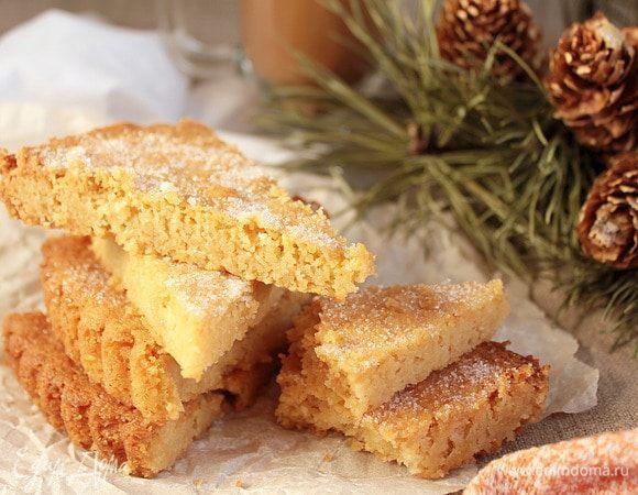 Шотландское песочное печенье