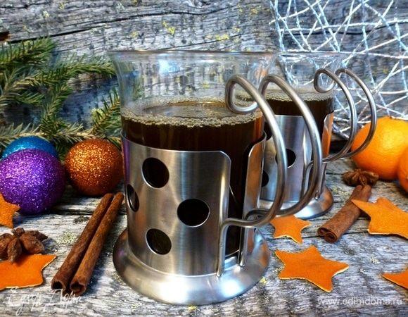 Безалкогольный кофейный пунш