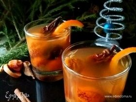 Напиток из сухофруктов