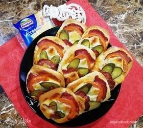 Закусочные мини-пиццы