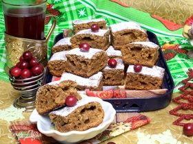 Имбирный пирог «Пипаркукас»