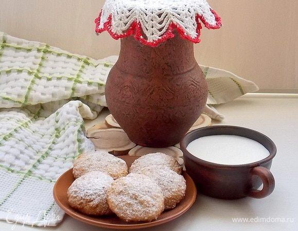 Овсяное печенье «Рубленое»