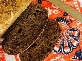 Заварной хлеб с семечками