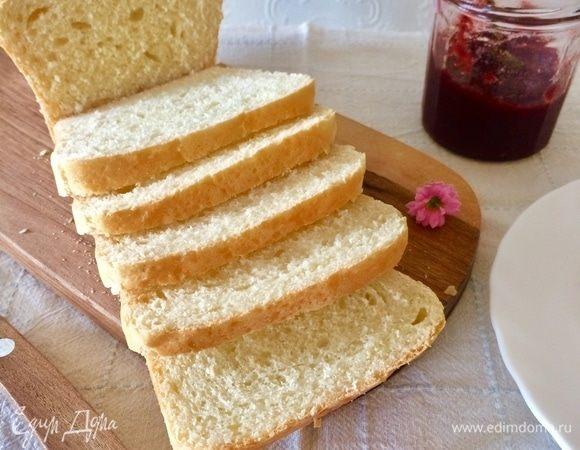 Французский хлеб для сэндвичей Pain De Mie