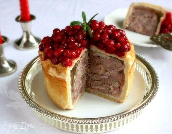Пирог со свининой (Pork pie)